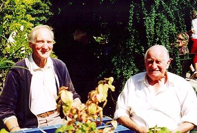 Greg Davies & Ron Pratt