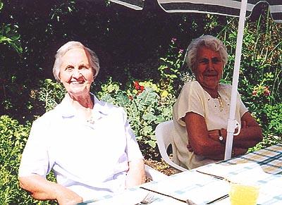 Trudy Buxton & Vera McCardy