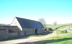 The long barn at priory farm
