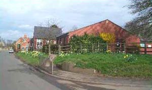 The School Buildings on Station Road